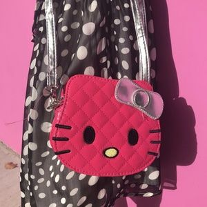Hello Kitty Fuchsia Pink Girls bag